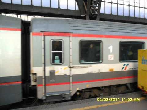 STAZIONE CENTRALE F.S. / CENTRAL RAILWAY STATION (MILANO, ITALY)