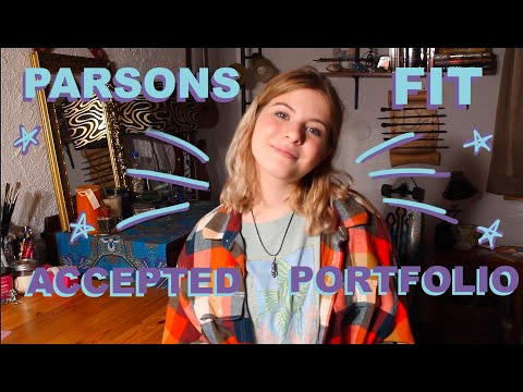 Accepted Communication Design Portfolio For Parsons And FIT