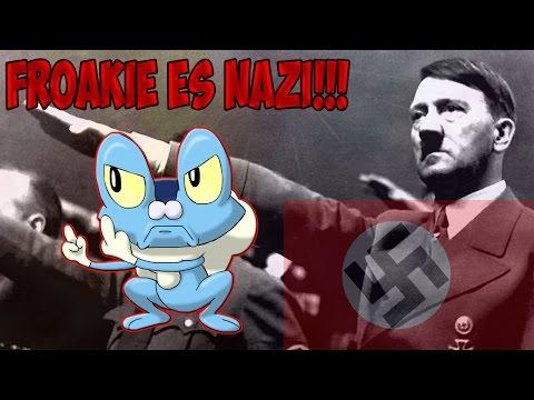 FROAKIE, el POKEMON NAZI