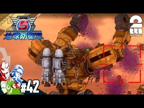 #42【TPS】弟者,兄者,おついちの「地球防衛軍5」【2BRO.】