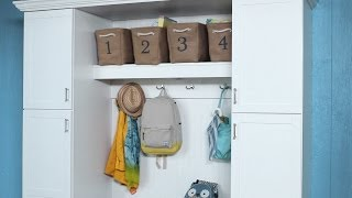 How To Build A Mudroom Storage Bench