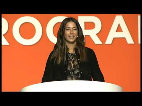 Opening Keynote: Rewriting the Rules of Retail with Rebecca Minkoff