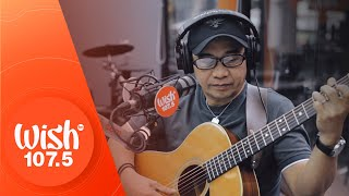 Marc Velasco performs Ordinary Song LIVE on Wish 107.5 Bus