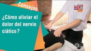 Remedios alivio caseros dolor del ciático nervio