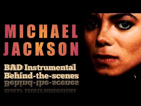 Michael Jackson - Bad Instrumental (BAD25 Behind-the-scenes) 👍