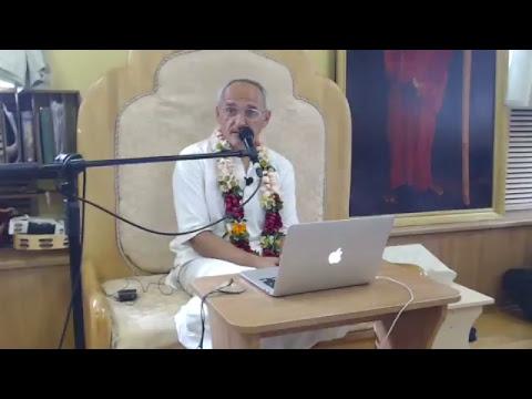 Шримад Бхагаватам 4.16.19 - Аударья Дхама прабху