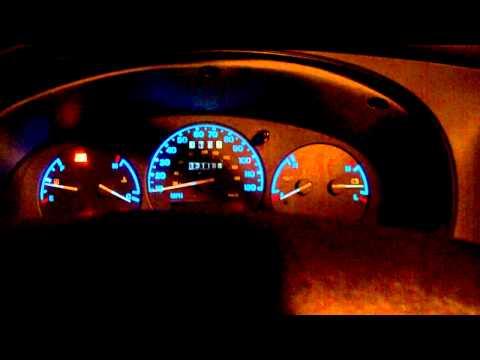 1997 Ford Ranger - Interior LED Swap (non-informational)