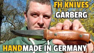 ✔ FH KNIVES: GARBERG (Custom Knife - HandMade in Germany)