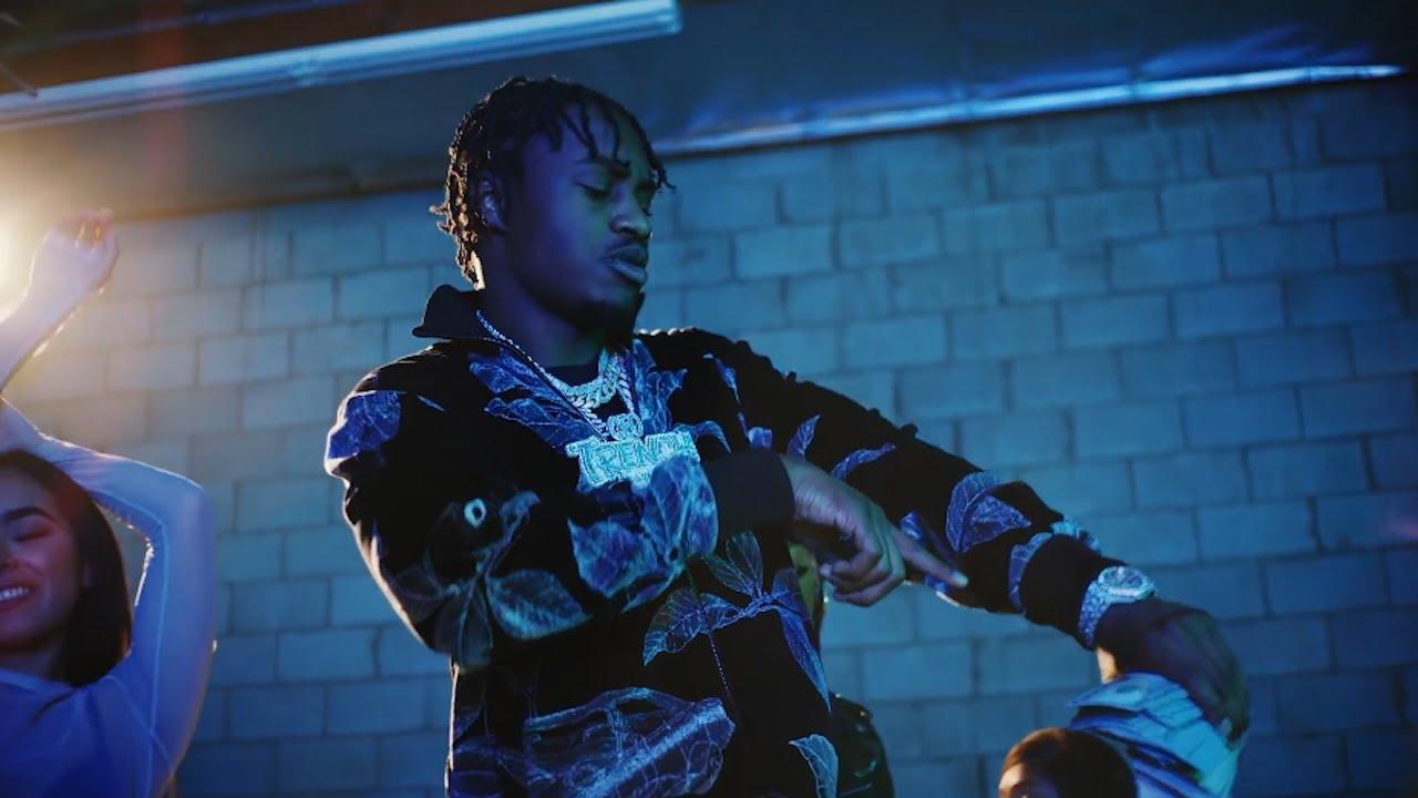 """Lil Tjay """"Nuf Said"""" (Music Video)"""