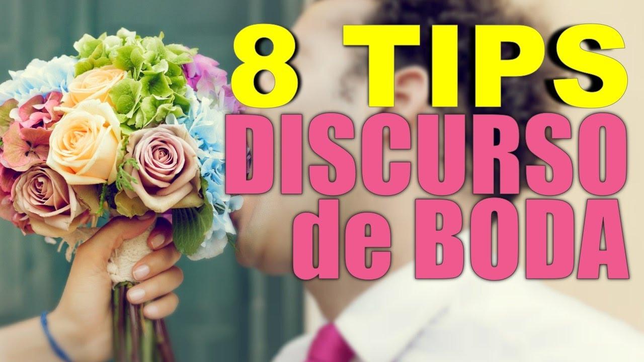 Discursos De Bodas Espectaculares 8 Tips Para Dar El Mejor Discurso De Boda