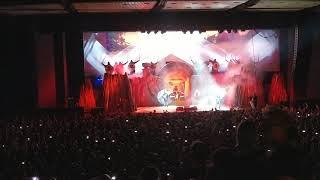 MANOWAR Live - Swords in the Wind 3/29/2019 - Frankfurt Jahrhunderhalle