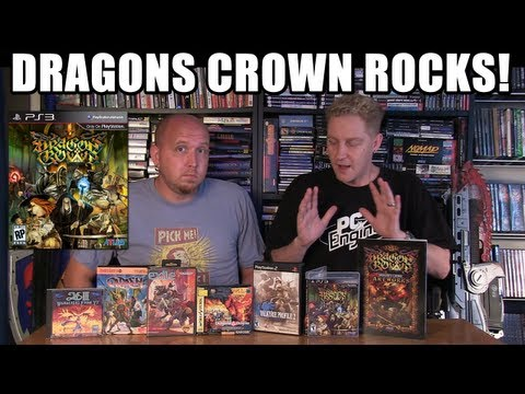 DRAGONS CROWN ROCKS! - Happy Console Gamer