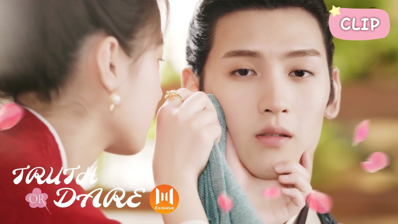 Trailer▶EP 03 - I kept thinking that kiss when you get close to me?! | 💘Truth or Dare💘花好月又圆