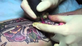 Домашняя тату студия Rex Tattoo. Выпуск 2
