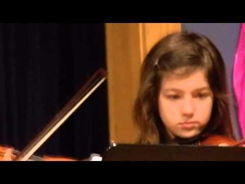 Brigantine North Middle School Spring Concert 2014 DSCN0781