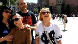 Привет Пермь! Барселона