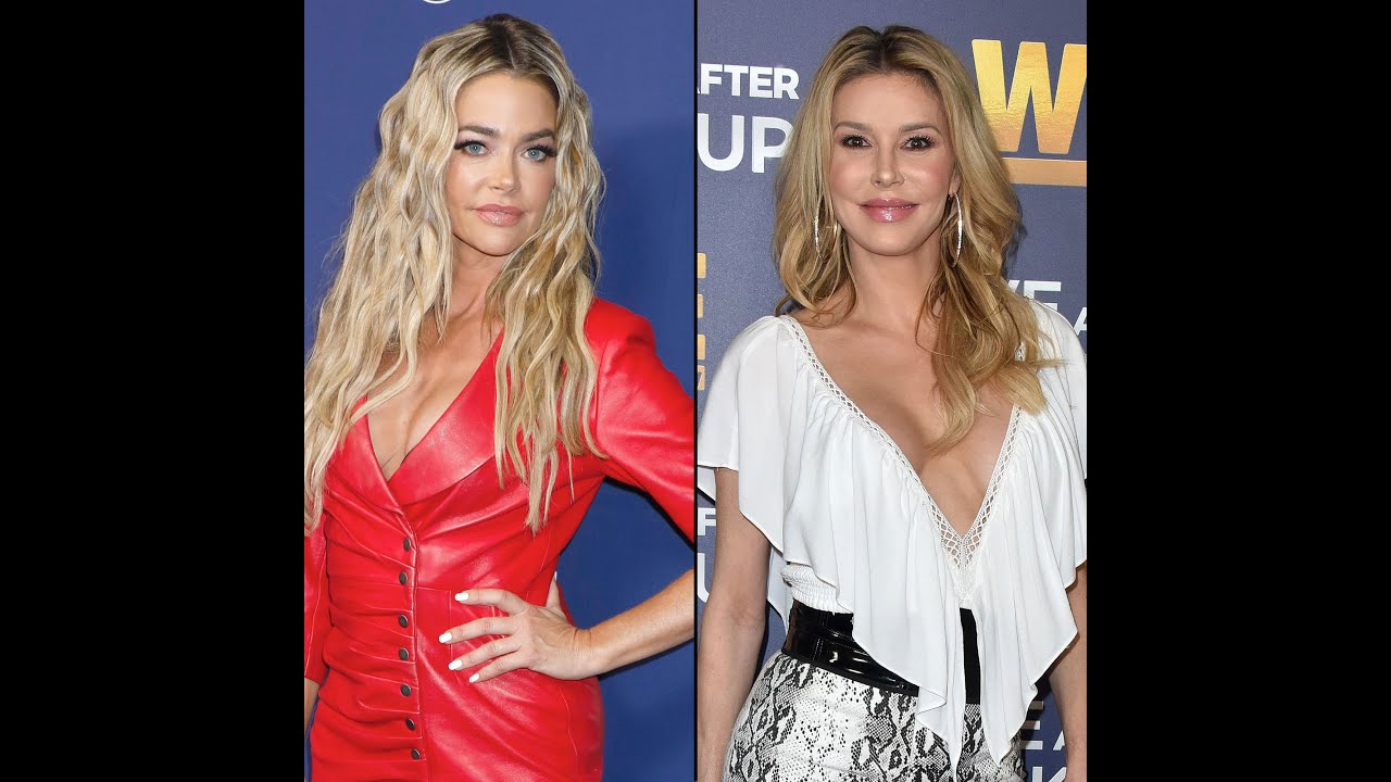Denise Richards Doesn't Want Brandi Glanville Hookup Drama to ...