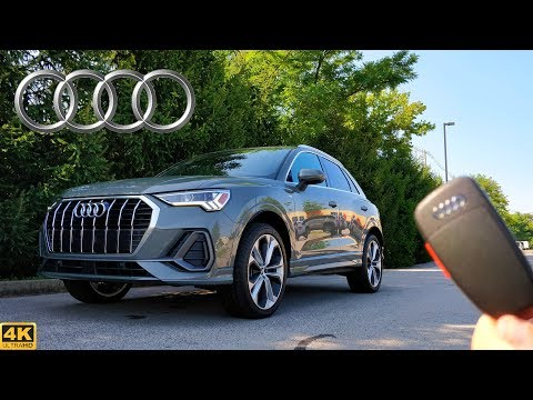 2019 Audi Q3: FULL REVIEW | Only $35,000 for THIS Much Style & Tech??