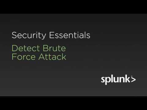 Use Case : Detecting Brute Force Attacks