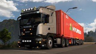 Ets2 1 27 PDT Scania R Mega Mod v