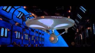 Star Trek 1979 Intro and Warp