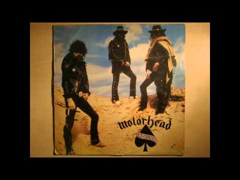 Motörhead - Ace of Spades - Vinyl LP - Full Album