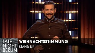 Vorsicht, Weihnachtsstimmung! Wie besorgt Klaas Geschenke? | Late Night Berlin | ProSieben