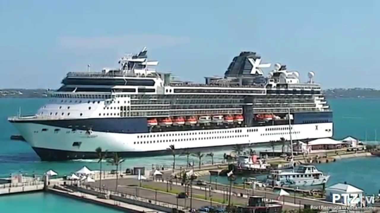 Bermuda Cruise Tour Destinations: Bayonne, NJ