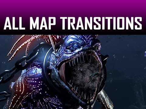 INJUSTICE 2 Gameplay - All Map Transitions