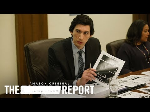 Adam Driver continues his ascension to acting god in The Report trailer