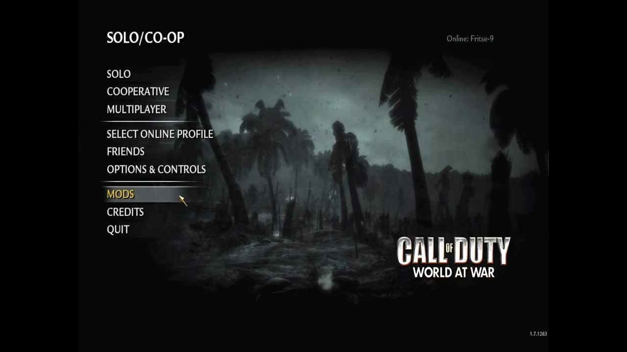 Aeroporto Waw : How to play start solo a waw custom zombie map airport youtube