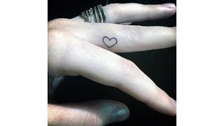 Attractive Hand Tattoos for Women