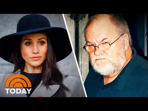 Meghan Markle's Heartbreaking Letter To Her Father Revealed | TODAY Mp3