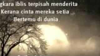 Kalimah Cinta AMY SEARCH lirik