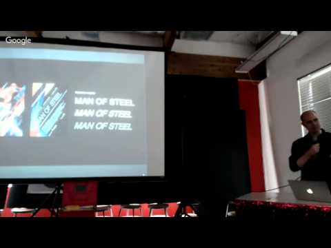 PSU.GD Show & Tell weekly lecture series: Dan Stiles
