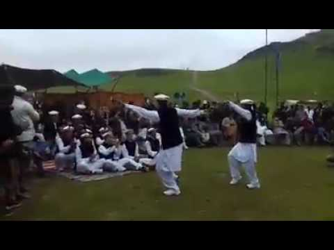 Chitral scouts dance