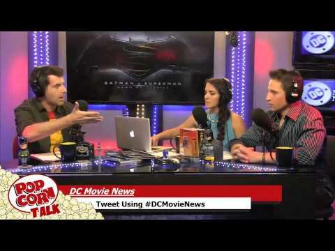 DC MOVIE NEWS # 3: Batman V. Superman cast rumors. James Gunn talks smack?