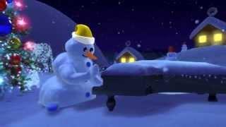 С Новым Годом! С Рождеством! ПОЗДРАВЛЯЕМ! Ваши любимчики Снеговички :)