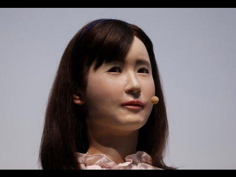 Những Robot nổi bật tại Triễn lãm Công nghê Nhật bản