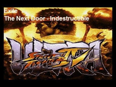 Exile (Feat.  Flo Rida) - The Next Door Indestructible (Street Fighter IV) NERD KARAOKE