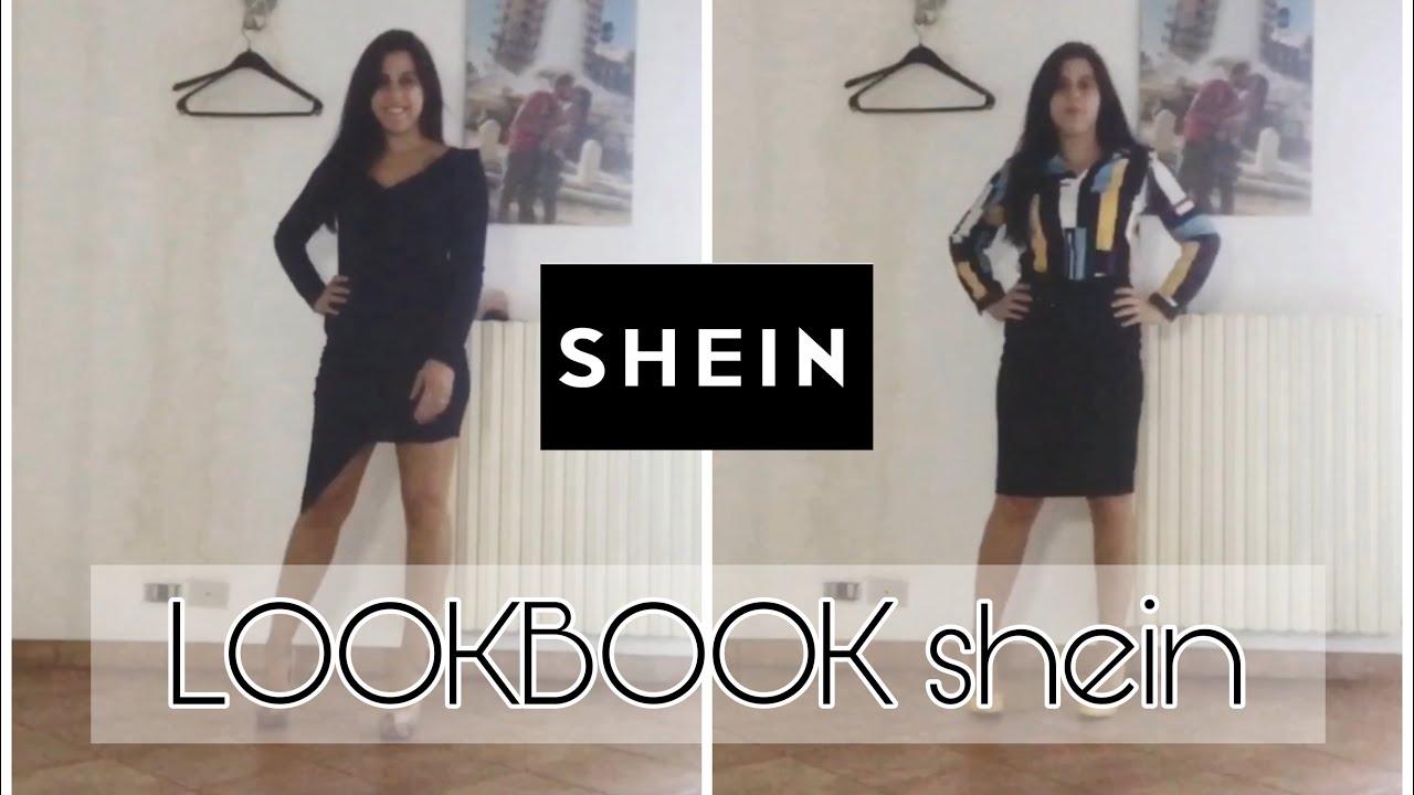 [VIDEO] - FALL OUTFIT BY SHEIN  LOOKBOOK SHEIN 1