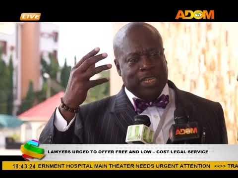 Adom TV  News (18-9-17)