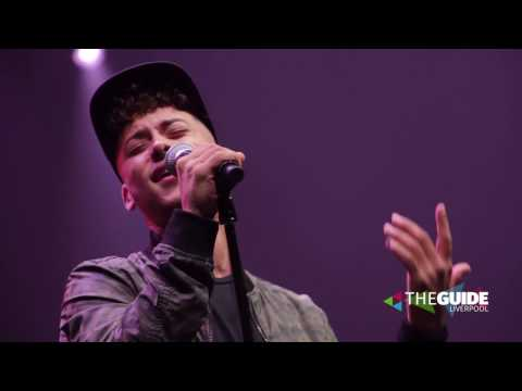 With Love From Liverpool - MiC Lowry perform 'Heart of Yours' | The Guide Liverpool