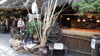 Famous Joe's Beer House restaurant in Windhoek, Namibia   Ресторан