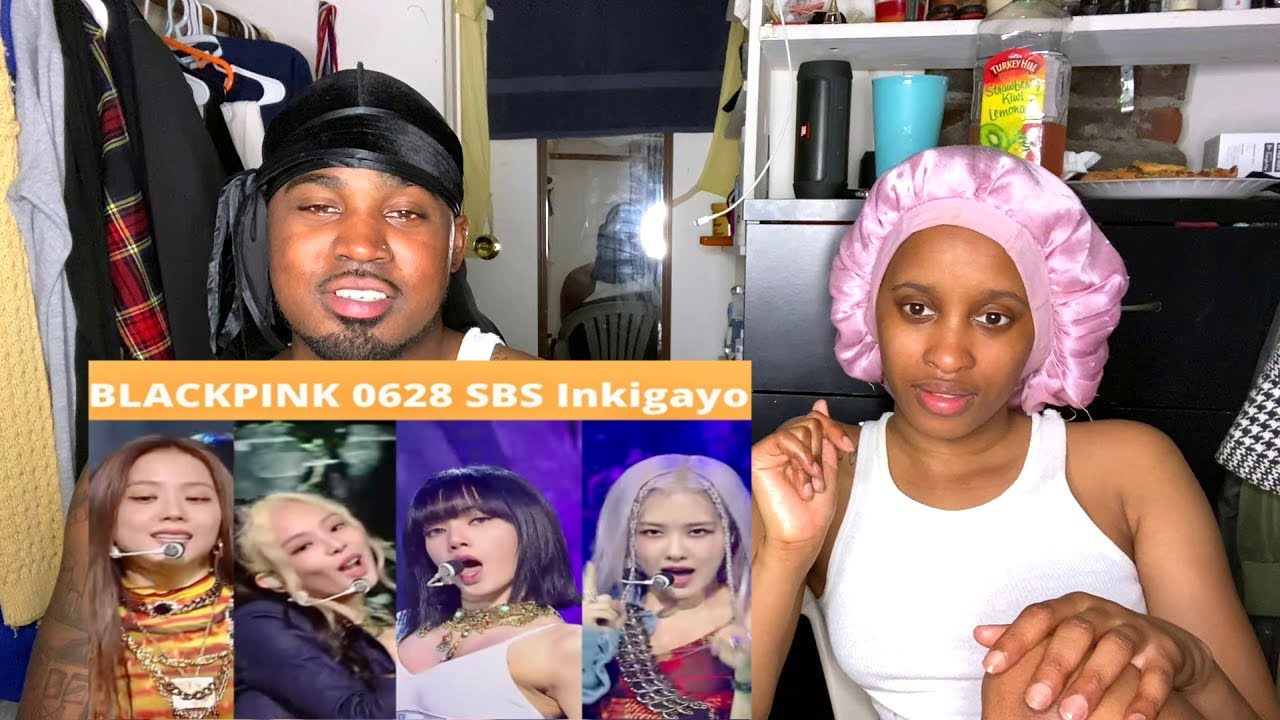 Download BLACKPINK - 'How You Like That' 0628 SBS Inkigayo (Reaction) #BLACKPINK #블랙핑크 #HowYouLikeThat #SAndM