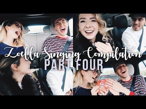 Zoella Singing Compilation - Part IV