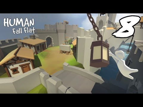 "The FGN Crew Plays: Human Fall Flat #8 ""We're Electricians"""