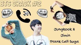 jungkook jimin prank call suga   bts crack 2