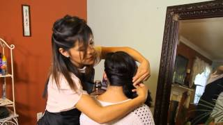 How to Do Hair for Graduation : Tress to Impress