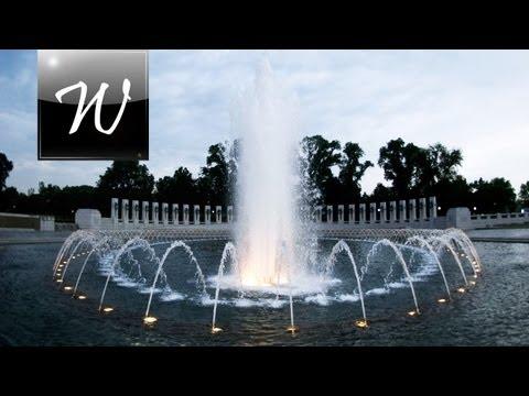 ◄ World War II Memorial, Washington [HD] ►
